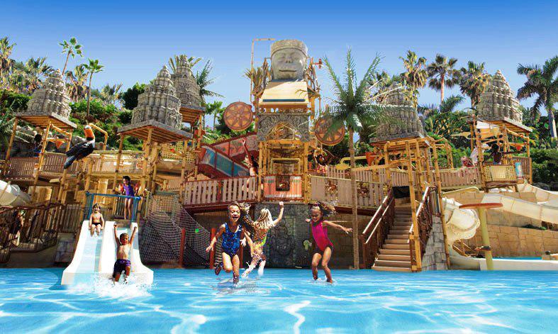 Siam park entry tickets - Aqua tenerife ...