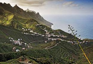 Anaga Mountains & Jungle VIP private tour in Tenerife